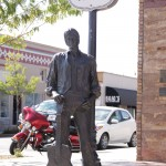 Winslow man on the corner